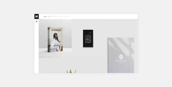Tema Murbani - Template WordPress