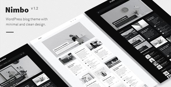 Tema Nimbo - Template WordPress