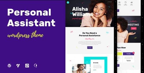 Tema A.Williams - Template WordPress