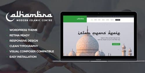 Tema Alhambra - Template WordPress