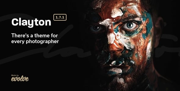 Tema Clayton - Template WordPress
