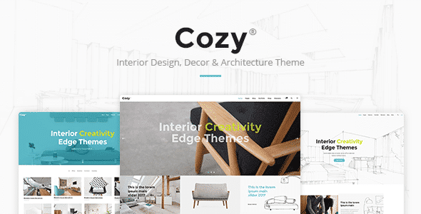 Tema Cozy - Template WordPress