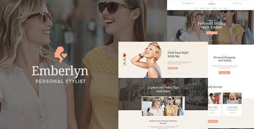 Tema Emberlyn - Template WordPress