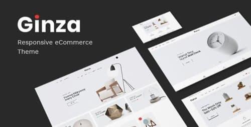 Tema Ginza - Template WordPress