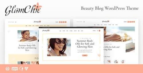 Tema Glamchic - Template WordPress