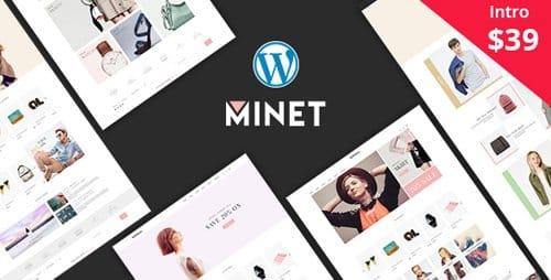 Tema Minet - Template WordPress
