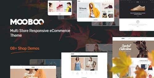 Tema Mooboo - Template WordPress