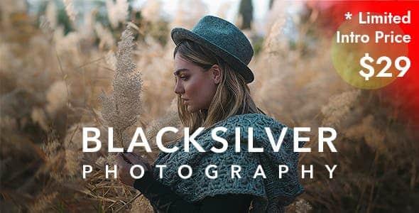 Tema BlackSilver - Template WordPress