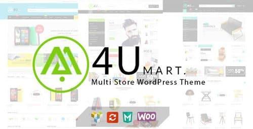 Tema M4u - Template WordPress