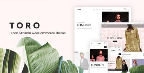 Tema Toro - Template WordPress