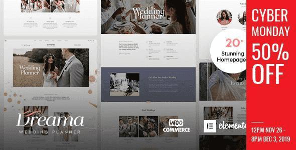 Tema Dreama - Template WordPress