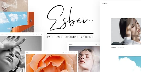 Tema Esben - Template WordPress
