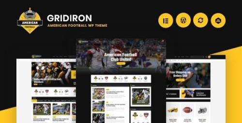 Tema Gridiron - Template WordPress