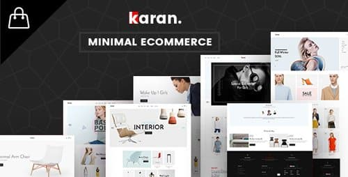 Tema Karan - Template WordPress