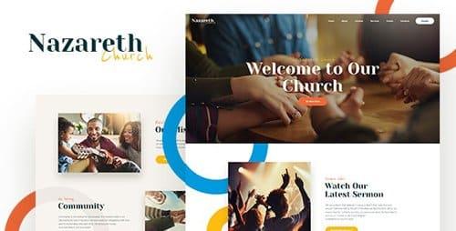 Tema Nazareth - Template WordPress