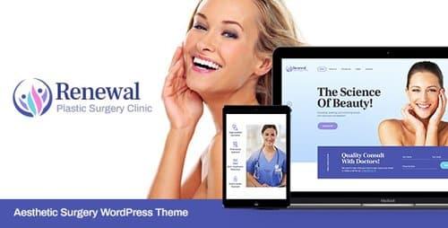 Tema Renewal - Template WordPress