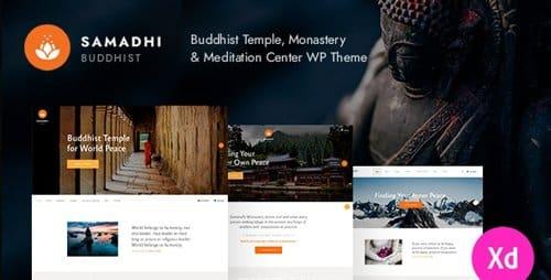 Tema Samadhi axiomthemes - Template WordPress