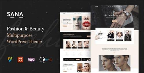 Tema Sana - Template WordPress