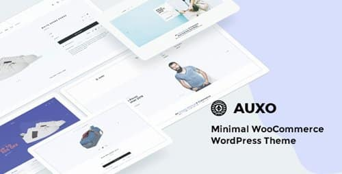 Tema Auxo - Template WordPress