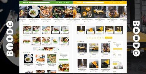 Tema Boodo WP - Template WordPress