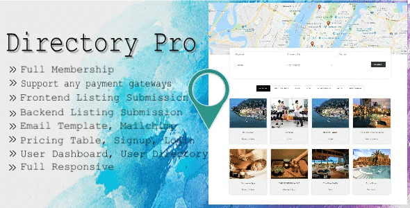 Plugin Directory Pro - WordPress