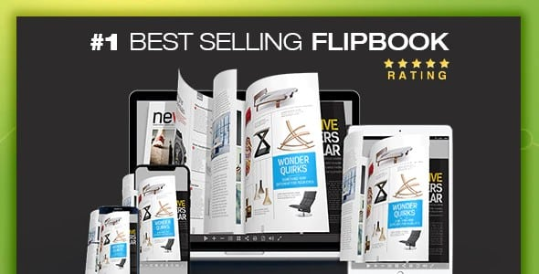 Plugin Real3D FlipBook WordPress Plugin - WordPress