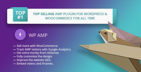 Plugin WP AMP - WordPress