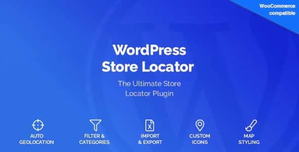 Plugin WordPress Store Locator - WordPress