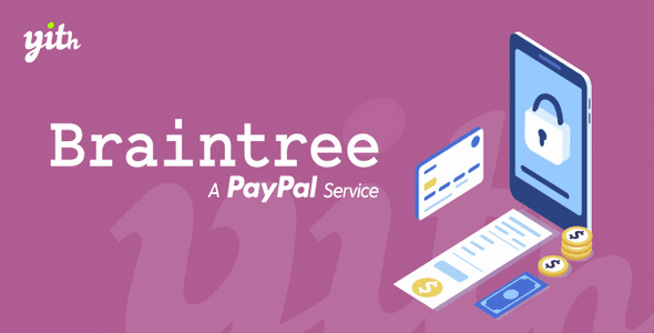 Plugin YITH Paypal Braintree - WordPress