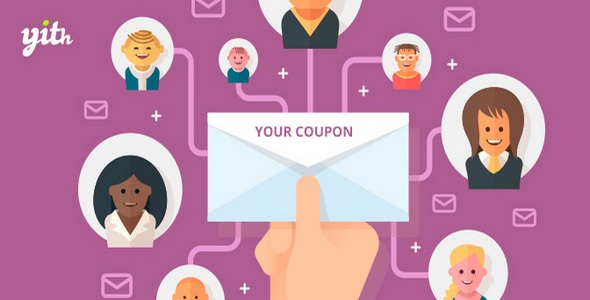 Plugin YITH WooCommerce Coupon Email System - WordPress
