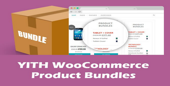 Plugin YITH WooCommerce Product Bundles - WordPress