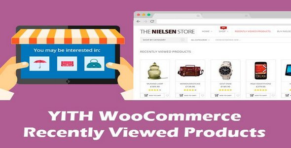 Plugin YITH WooCommerce Recently Viewed Products - WordPress