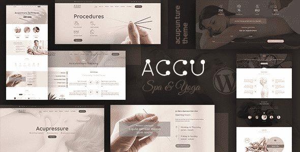 Tema Accu - Template WordPress