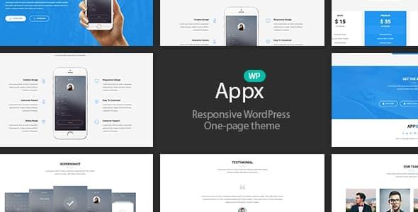 Tema Appx - Template WordPress
