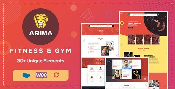 Tema Arima - TEmplate WordPress