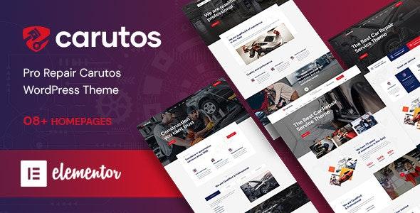 Tema Carutos - Template WordPress