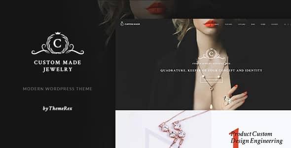 Tema Custom Made - Template WordPress