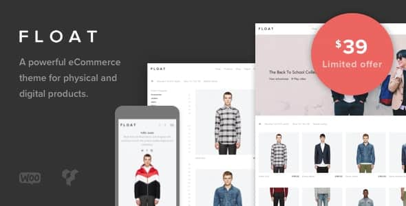 Tema Float - Template WordPress
