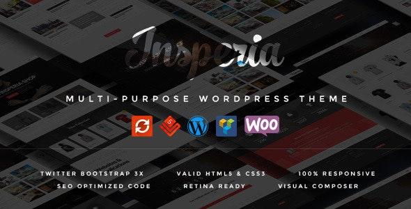 Tema Insperia - Template WordPress