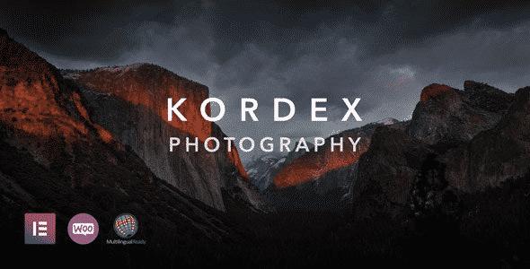 Tema Kordex - TEmplate WordPress