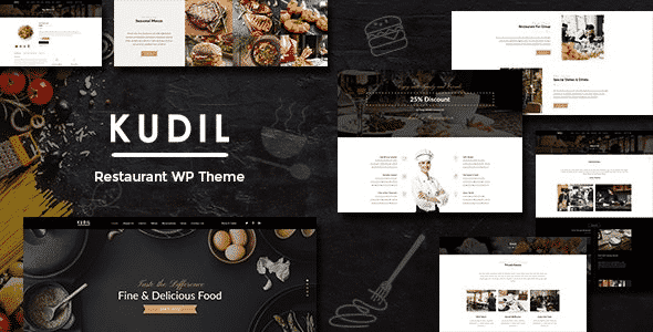 Tema Kudil - Template WordPress
