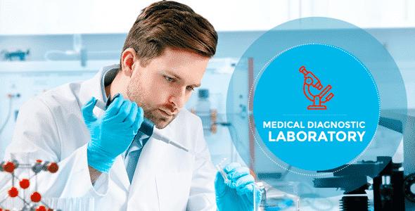 Tema Laboratory - Template WordPress