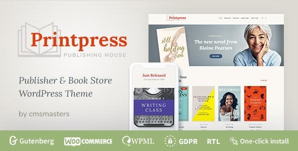 Tema PRintpress - Template WordPress