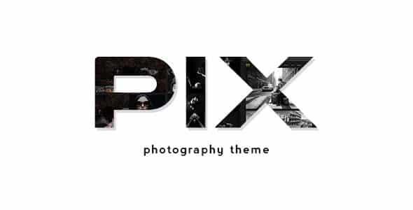 Tema Pix - Template WordPress