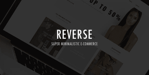 Tema Reverse - Template WordPress