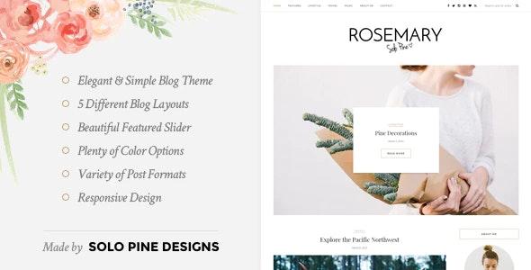 Rosemary AncoraThemes
