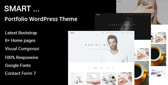 Tema Smart shtheme - Template WordPress