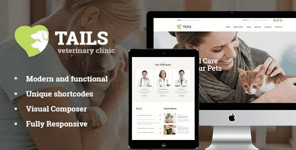 Tema Tails - Template WordPress