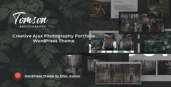 Tema Tomson - Template WordPress