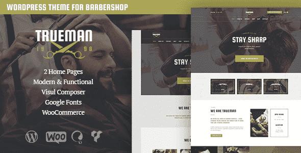 Tema Trueman - Template WordPress